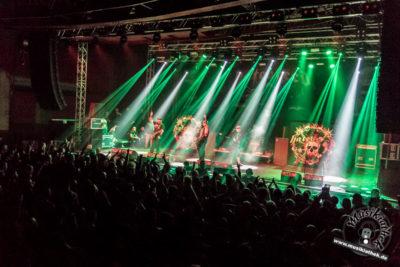 Hatebreed - Turbinenhalle Oberhausen - 27. Januar 2018 - 45Musikiathek midRes