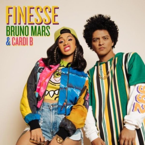 "Bruno Mars Video zu ""Finesse"" online! Remix-Kollaboration mit Cardi B"