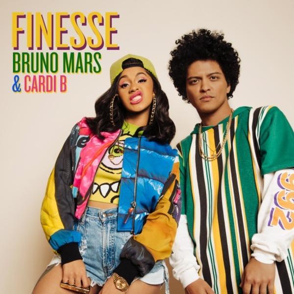 """bruna mars cardi b - Bruno Mars Video zu """"Finesse"""" online! Remix-Kollaboration mit Cardi B"""