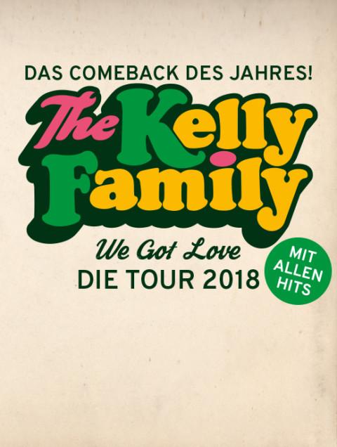 Die Kelly Family – Termine in NRW