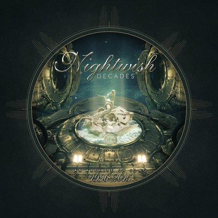 NIGHTWISH - enthüllen Trackliste und starten Vorverkauf zur Best-Of-Platte »Decades«