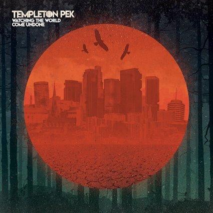 """Templeton Pek: """"Watching The World Come Undone"""", das neue Album erscheint am 23. Februar 2018"""