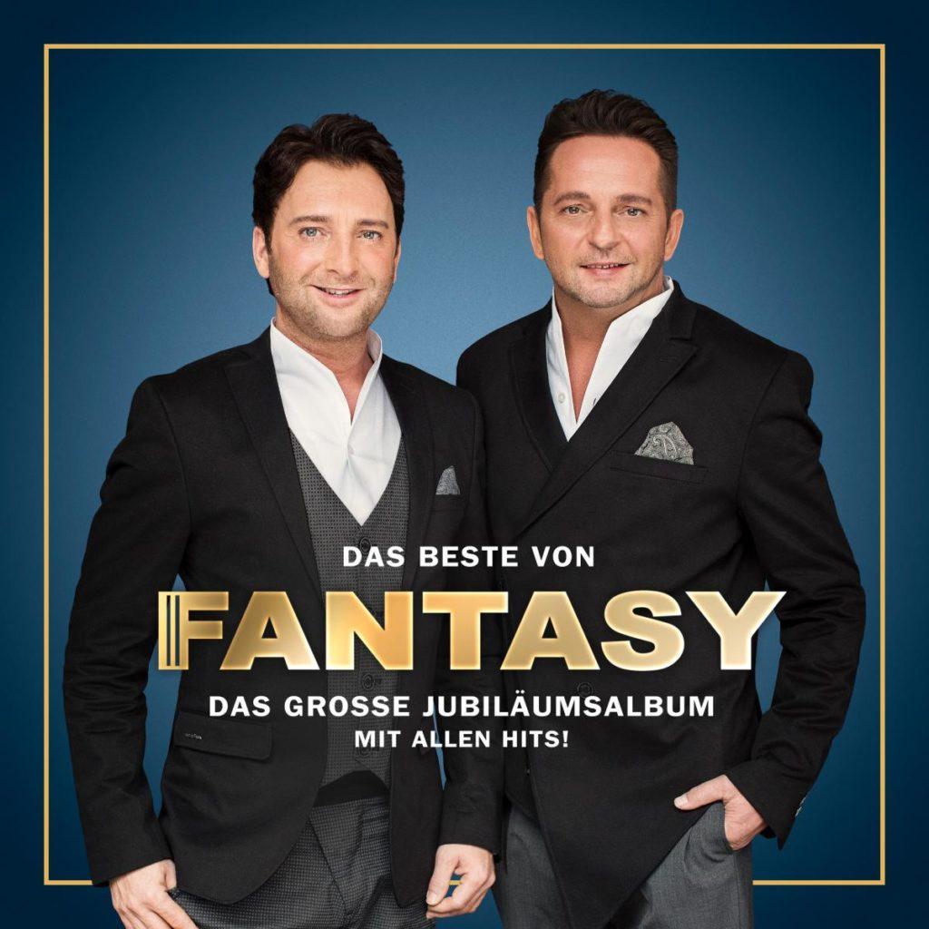 """Fantasy – """"DAS BESTE VON FANTASY – DAS GROSSE JUBILÄUMSALBUM – MIT ALLEN HITS!"""" (VÖ 09.03.)"""