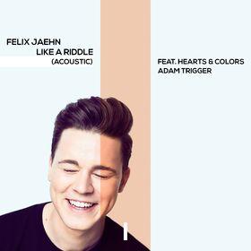 """Felix Jaehn Like A Riddle Acoustic - Felix Jaehn veröffentlicht sein Debütalbum """"I"""" am 16. Februar und startet seine Tour im April"""