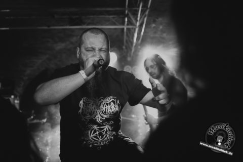 Live/Fotos: Death all over B-Hof – B-Hof Würzburg – 24.02.2018