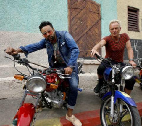 """Sting & Shaggy präsentieren Video zu """"Don't Make Me Wait"""""""