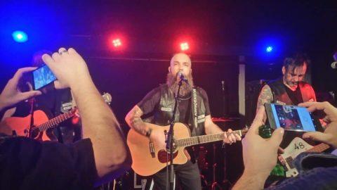 Live: So war's bei Corroded & The Hawkins in Köln, Blue Shell – 20.02.2018