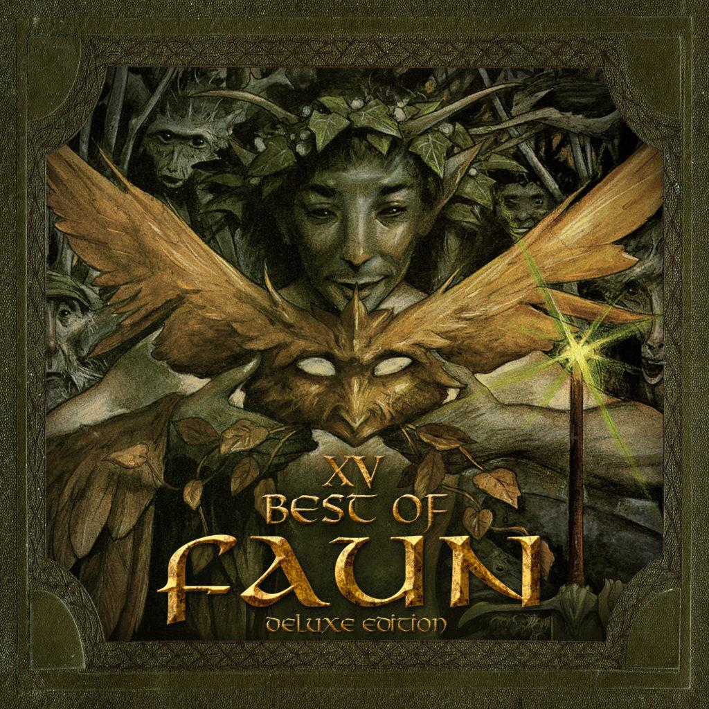 """faun albumDLX 00602567325383 1024x1024 - FAUN veröffentlichen am 16.02. ihr Best-of Album: """"XV - Best of"""""""