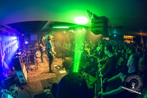 Live/Fotos: Montreal (Support: Lässing) – Rotunde Bochum – 17.03.2017