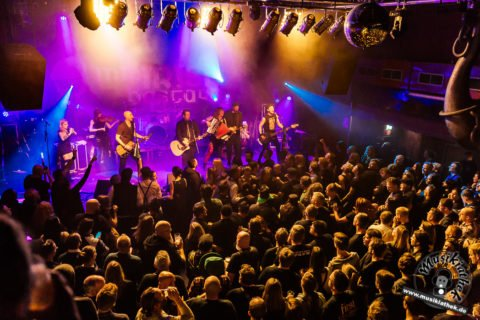 Live/Fotos: Mr. Irish Bastard – Turock Essen – 16.03.2018