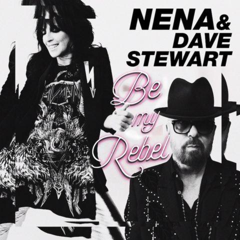 """VIDEOPREMIERE: Nena & Dave Stewart """"Be My Rebel"""""""