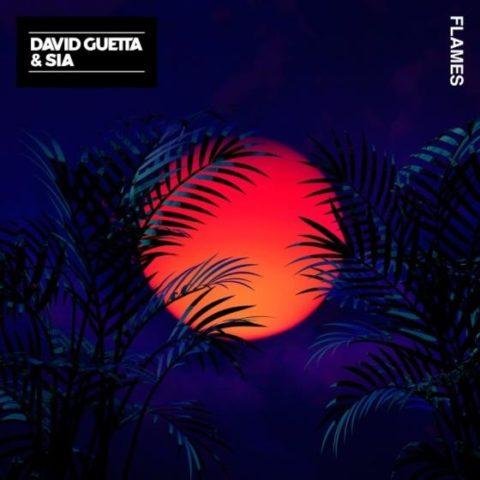 """David Guetta & Sia veröffentlichen ihre neue Kollaboration """"Flames"""" – im Sommer geht David Guetta auf Welt-Tournee"""