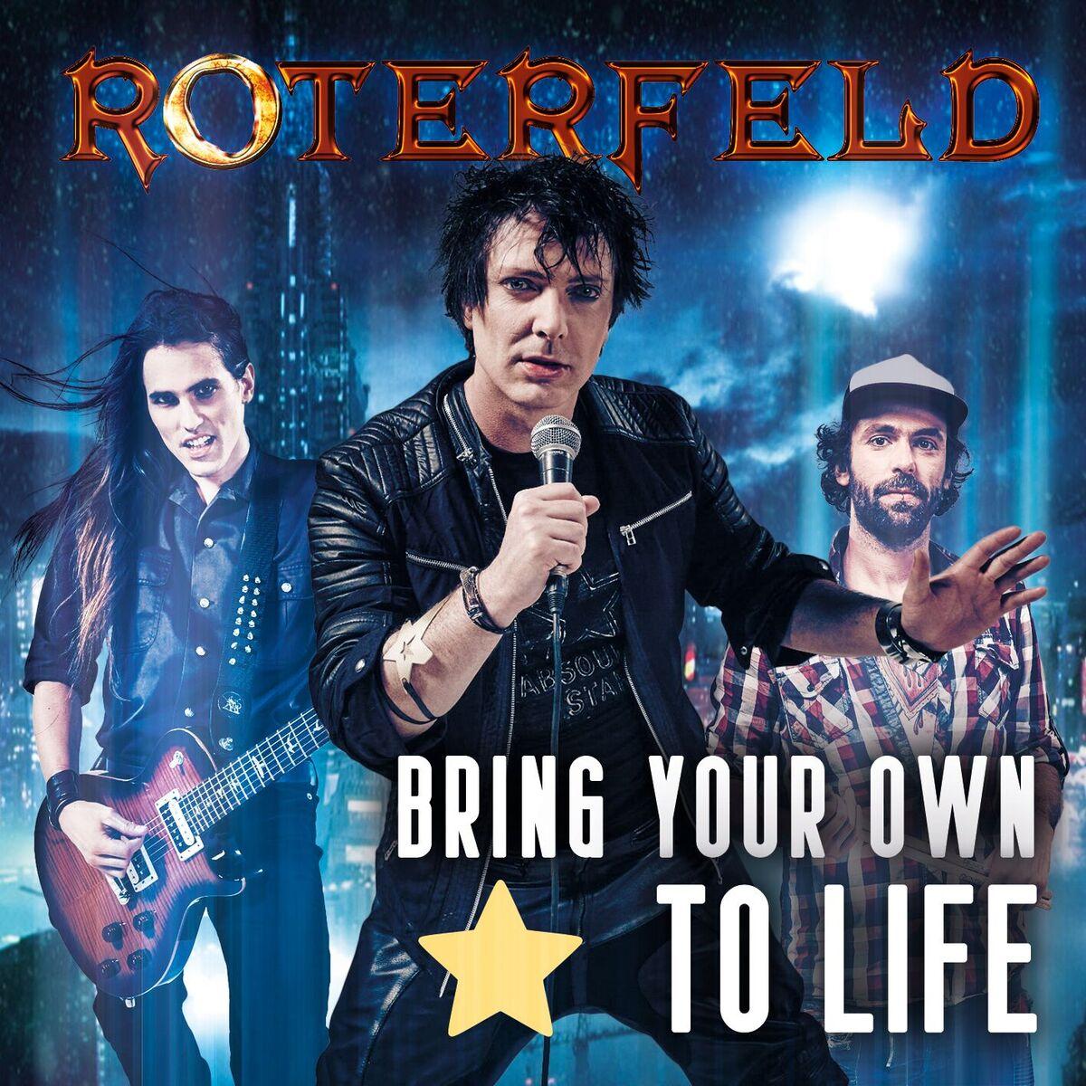 """ROTERFELD veröffentlichen Musikvideo zur neuen Single """"Bring Your Own Star To Life"""""""