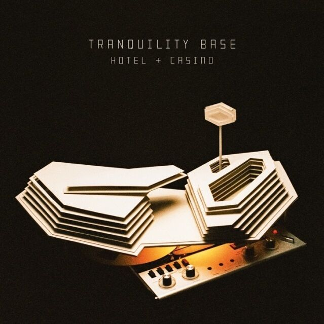 """ARCTIC MONKEYS - am 11. Mai 2018 erscheint das neue Album """"Tranquility Base Hotel & Casino"""""""