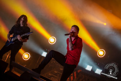 Heaven Shall Burn - Turbinenhalle Oberhausen - 21. April 2018 - 11 Musikiathek midRes