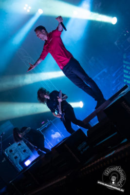 Heaven Shall Burn - Turbinenhalle Oberhausen - 21. April 2018 - 15 Musikiathek midRes