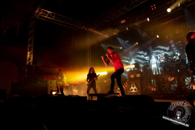 Heaven Shall Burn - Turbinenhalle Oberhausen - 21. April 2018 - 17 Musikiathek midRes