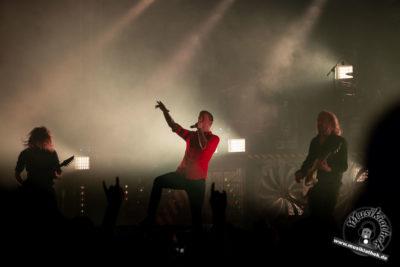 Heaven Shall Burn - Turbinenhalle Oberhausen - 21. April 2018 - 33 Musikiathek midRes