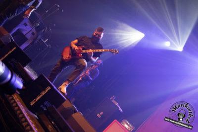 Silverstein - Turbinenhalle Oberhausen - 21. April 2018 - 07 Musikiathek midRes
