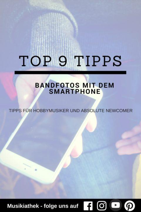 Fotos selber machen (Smartphone) – Tipps für Einsteiger und absolute Newcomer
