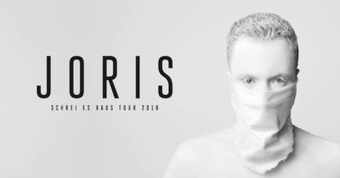 """JORIS macht mit """"DAS SIND WIR"""" einen weiteren Schritt auf sein neues Album zu!"""