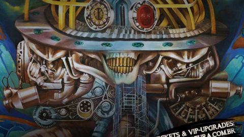 SEPULTURA – kündigen »Machine Messiah Sommertour« durch Europa an