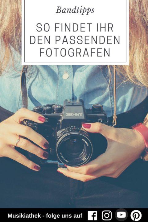 So findet ihr den passenden Fotografen – darauf solltet ihr achten