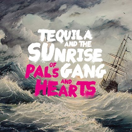 TEQUILA AND THE SUNRISE GANG: Fuck Winter, welcome to Kiel-ifornia