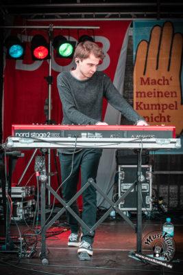 Meine Zeit in Essen by David Hennen, Musikiathek-3