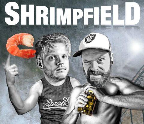 """Shrimpfield veröffentlichen ihr Cover-Album """"The Shrimpfield Lane"""" am 23.05.2018"""