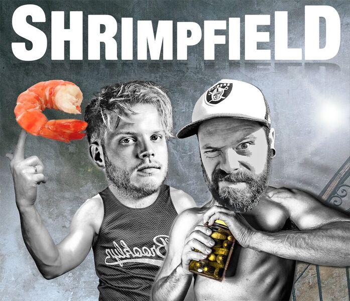 """Shrimpfield - Shrimpfield veröffentlichen ihr Cover-Album """"The  Shrimpfield  Lane"""" am 23.05.2018"""