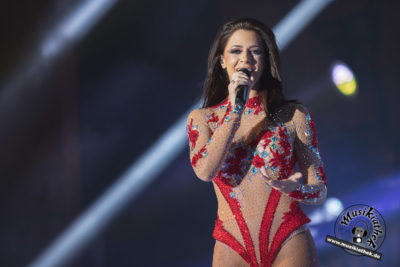 Vanessa Mai Mannheim 2018-11