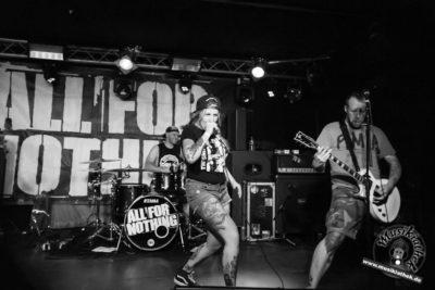 All For Nothing - Musikbunker Aachen - 28. Juni 2018 - 01Musikiathek midRes (20)