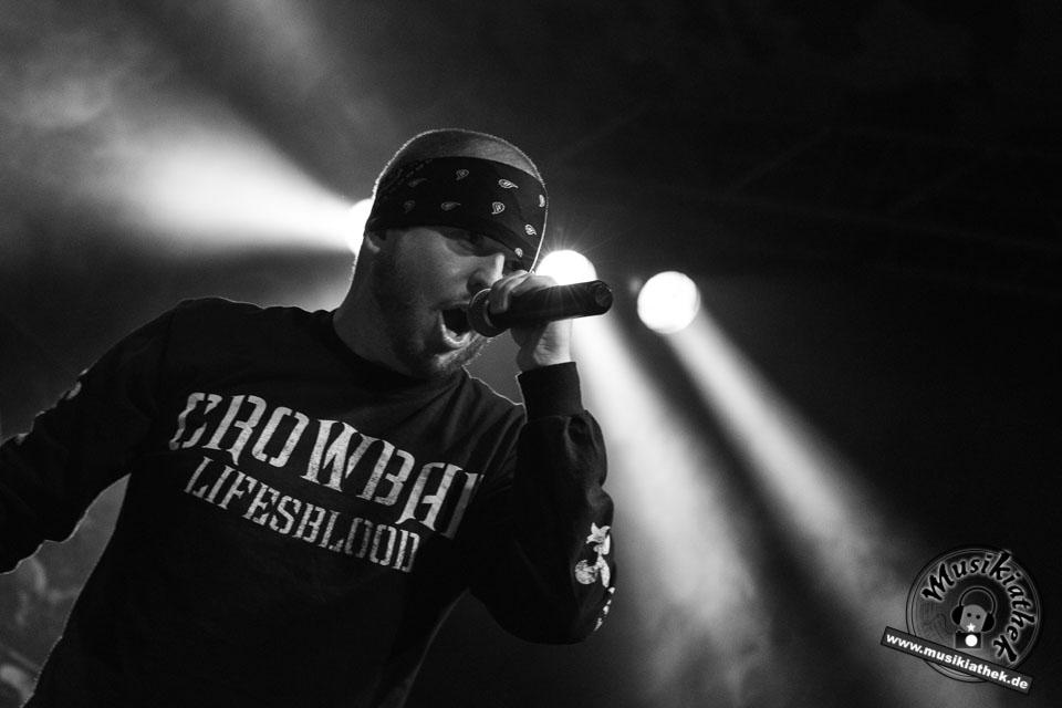 Hatebreed - Essigfabrik - 08. Juni 2018 - 01Musikiathek midRes