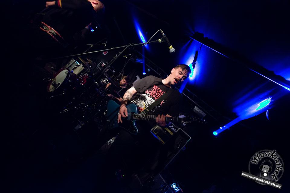 Ondt Blod - Musikbunker Aachen - 07. Juni 2018 - 09Musikiathek midRes
