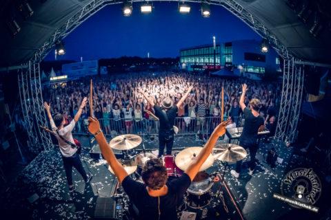 Cat Ballou: spielen ihr Album Release Konzert am 20. September