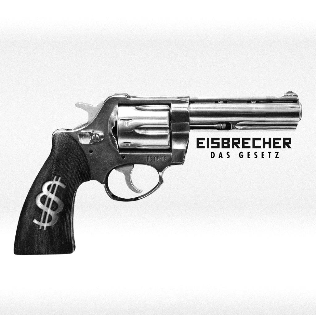"""EISBRECHER """"Das Gesetz"""" - sie veröffentlichen heute neue Single und Lyric Video via RCA Deutschland/Sony Music"""