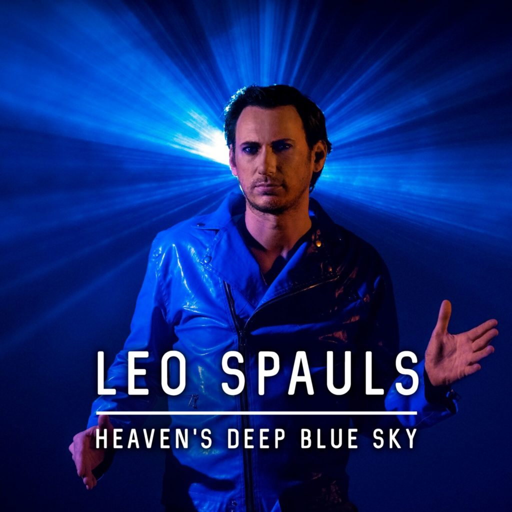 "Videopremiere: Leo Spauls feat. Mike Garson (Pianist von David Bowie) ""Heaven's Deep Blue Sky"""
