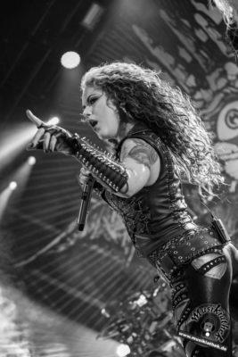 Arch Enemy - E-Werk Köln - 09. Juli 2018 - 36Musikiathek midRes