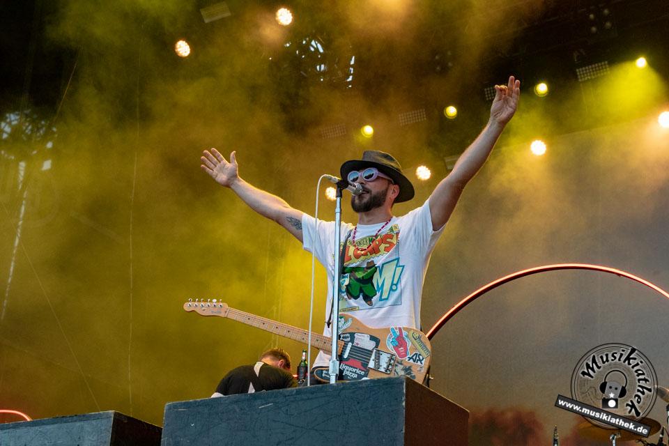 Beatsteaks - Vainstream 2018 13 Musikiathek midRes