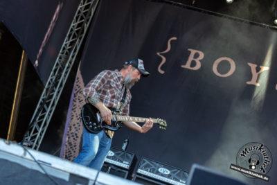 Boysetsfire - Vainstream 2018 10 Musikiathek midRes