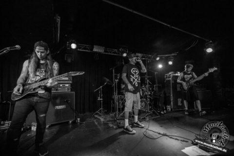 Fotos: Hed P.E. & Crazy Town – Musikbunker Aachen – 10.07.2018
