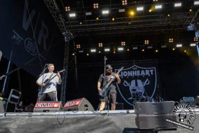 Lionheart - Vainstream 2018 10 Musikiathek midRes