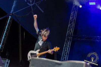 Silverstein - Vainstream 2018 17 Musikiathek midRes