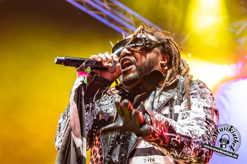Skindred by David Hennen, Musikiathek-6