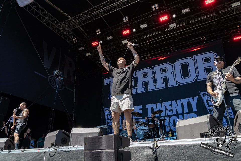 Terror - Vainstream 2018 12 Musikiathek midRes