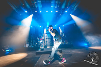Mike Shinoda by David Hennen, Musikiathek-10