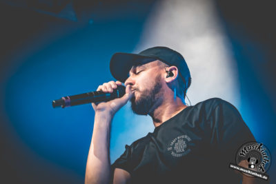 Mike Shinoda by David Hennen, Musikiathek-4