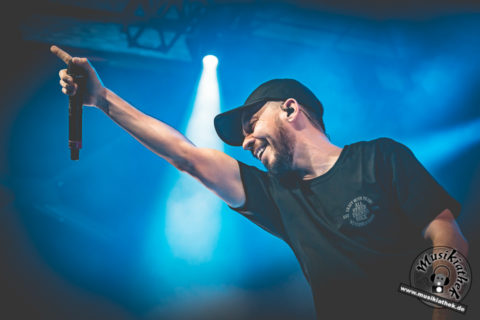 Live: So war's bei Mike Shinoda – Stadthalle Offenbach – 06.09.2018