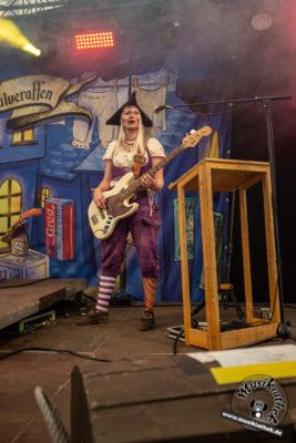 Mr. Hurley & Die Pulveraffen - Reload Festival 2018 - 25. August 2018 - Musikiathek midRes (4)